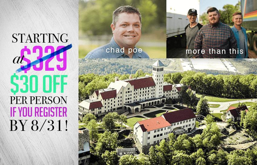 Lookout Mtn., GA | July 1-5, 2019