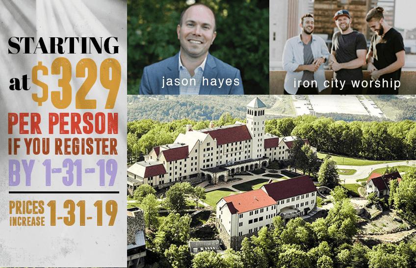 Lookout Mtn., GA | July 10-14, 2019