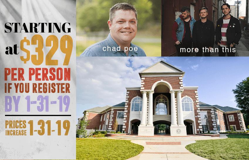 Cleveland, TN | June 3-7, 2019
