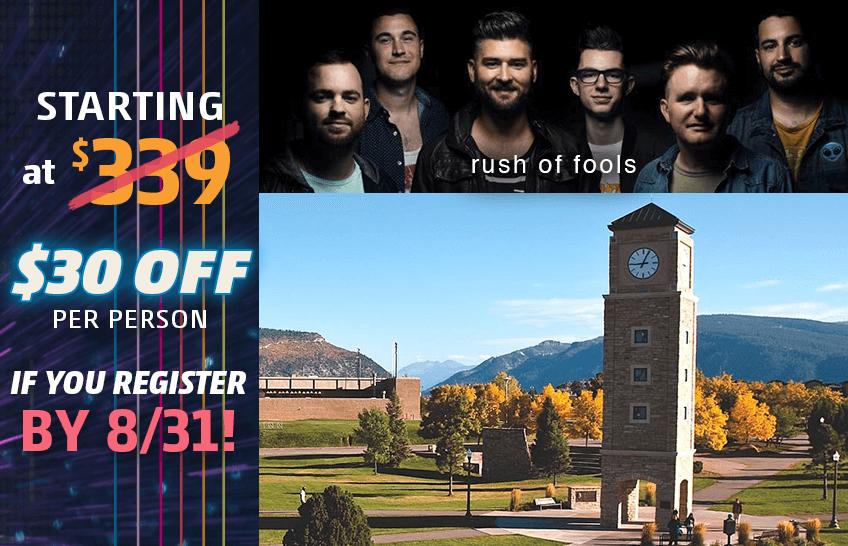 Durango, CO   July 6-10, 2020