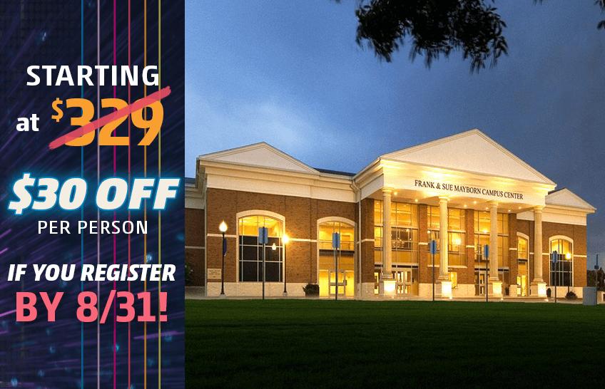 Belton, TX | June 8-12, 2020