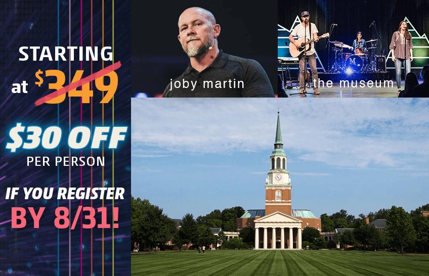 Winston-Salem, NC | June 15-19, 2020