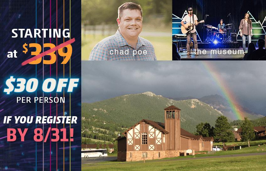 Estes Park, CO | July 13-17, 2020