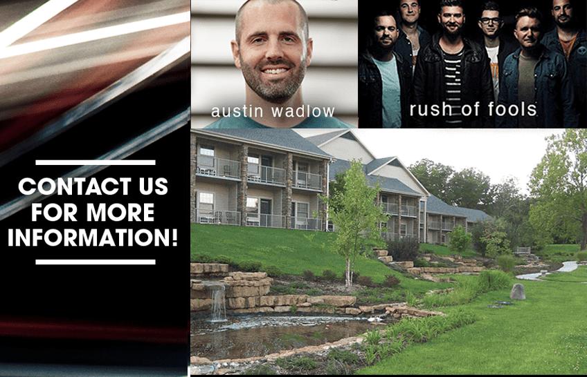 Lake of the Ozarks, MO | Contact Us!
