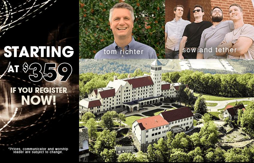 Lookout Mtn., GA | July 12 – 16, 2021 | FULL! Register for the Wait List!