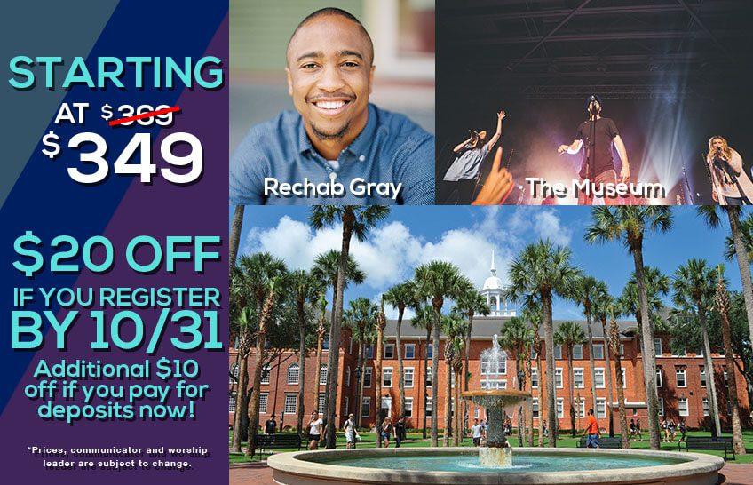 Deland, FL | June 13 – 17, 2022
