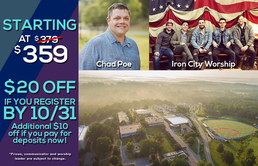 Upstate, SC | July 11 – 15, 2022