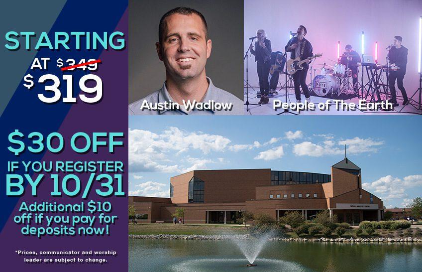 Cedarville, OH | June 27 – July 1, 2022