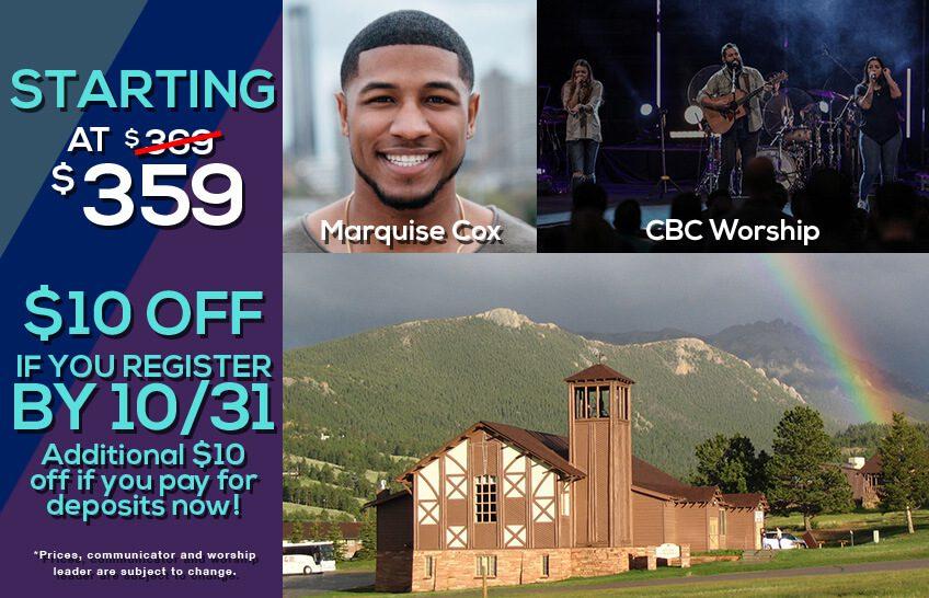 Estes Park, CO | July 11 – 15, 2022 | FULL! Contact us for the Wait List!